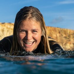 Surfminds Team member Nadine